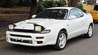 1991 Toyota Celica GT-Four RC **Rally Special** (USA Import) Japan Auction Purchase Review