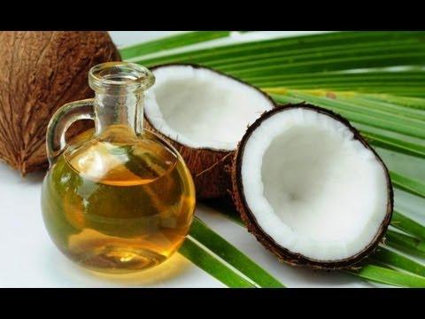 DIY Coconut Hot Oil Treatment For Dry Hair