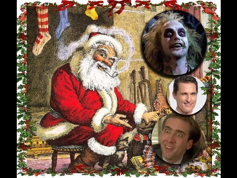 'Twas The Night Before Christmas in Celebrity Voices