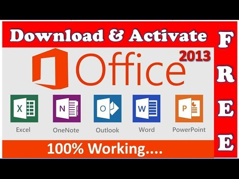 Download & Activate All Microsoft Office 2010/2013 Versions For FREE Without a Product Key ✔|GETSMAT