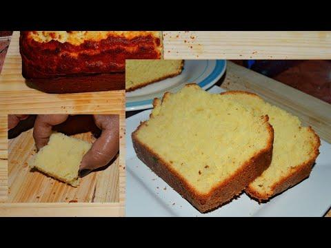 [Mauritian Cuisine] Easy Sponge Cake Recipe   Recette Gateau de Savoie