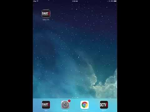 How to Save DartConnect to Your Home Screen