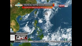 Download QRT: Weather update as of 5:59 p.m. (June 26, 2019) Video