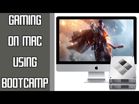 How to play Windows Games on Mac (Boot Camp)
