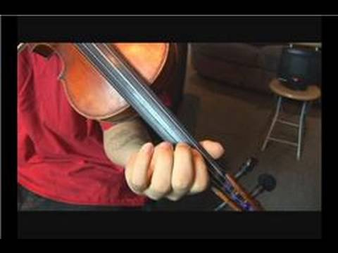 Violin Lessons: The A Harmonic Minor Scale : The A Harmonic Minor Scale on Violin: 5th Degree
