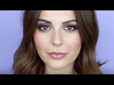 Accentuate Brown Eyes Makeup Tutorial | Destination Beauty