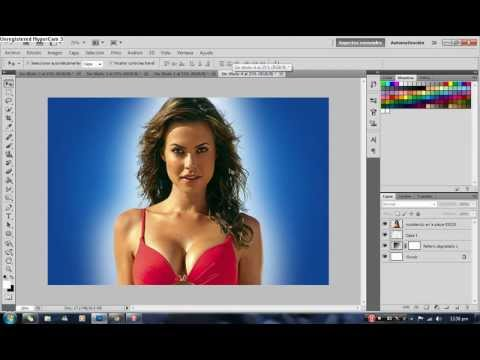 Recorte Perfecto Photoshop CS5