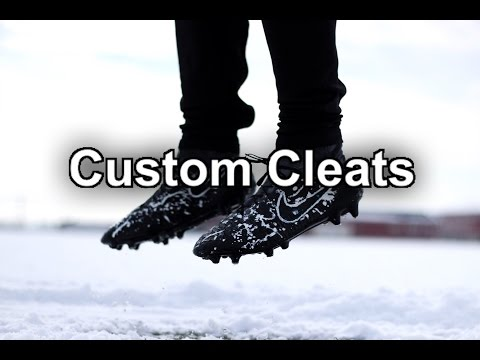 How To Customize Soccer Cleats |