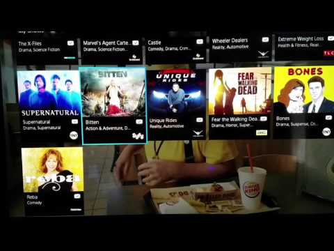 PlayStation VUE Setting up My Shows - DVR