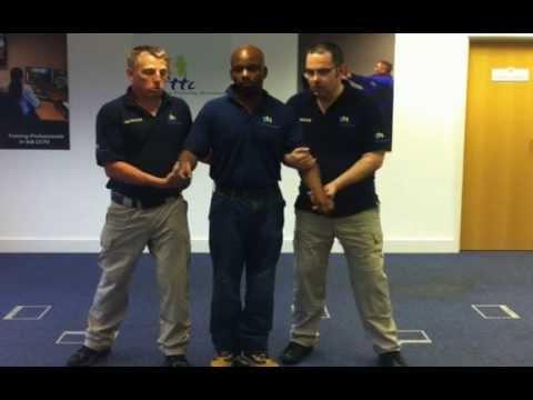 SIA Physical Restraint Training Process - PTTC - London