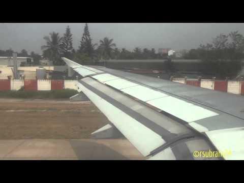Spice Jet - Coimbatore to Chennai Take off