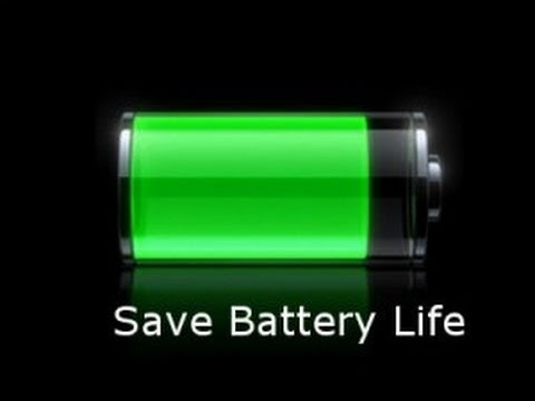 How To Save Battery On Iphone/Ipad/Ipod *100%WORKS*