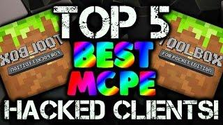 MCPE ZANE HACKED CLIENT REVIEW - PakVim net HD Vdieos Portal
