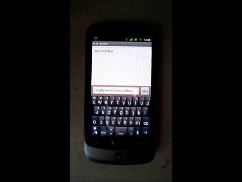 Swype on android gingerbread 2.3.3