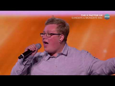 Jack Gets all of Wembley on Their Feet - The X Factor UK on AXS TV