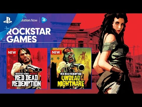 Red Dead Redemption on PlayStation Now Subscription