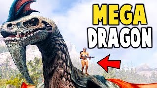 Dark and Light - THIS THING IS HUGE!! MEGA FLYER WINDRIDER - Dark and Light Gameplay