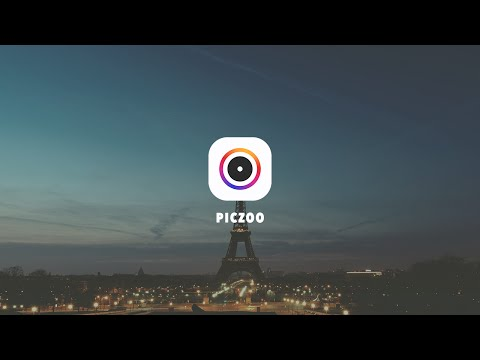 Piczoo - Photo Editor, Layout and Pic Collage Design