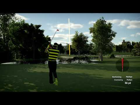 The Golf Club 2 (PS4 Pro): TaylorMade RCR World Tour - John Deere Classic - Round 2
