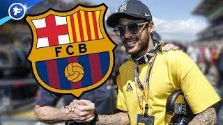 Accord de principe entre Neymar et le Barça   Revue de presse