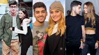 Top Ten Girlfriend's of Zayn Malik