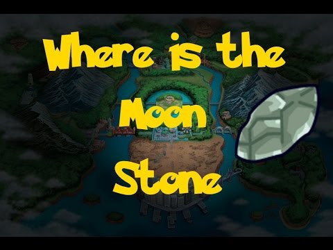 Where Is: The Moon Stone (Location 1) (Pokemon Black/White)