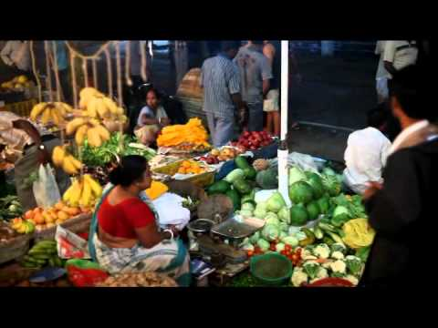 Andaman & Nicobar islands - Evening market