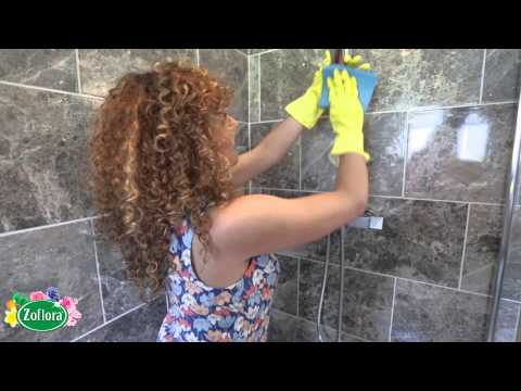Zoflora | How to hygienically clean your Bathroom