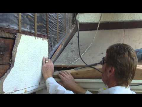 How, why and where to install  metal Z flashing on a stucco home