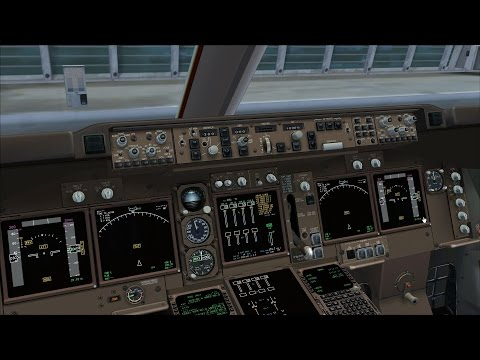 Tutorial: Boeing 747-400 Startup from Cold & Dark! [iFly 747-400 V2]