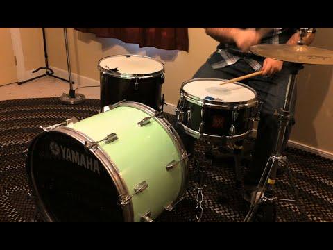 $20 Drum Set: The Bass Drum