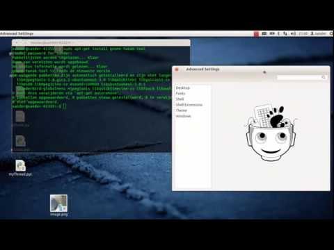 How to change mouse cursor theme ubuntu 12.04