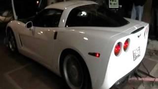 2008 Cammed Corvette LS3 C6 A6 DYNO vid Videos & Books