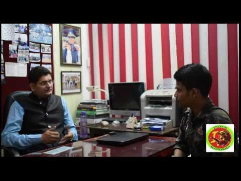 Indus Rangers - NDA topper interview Sachindra