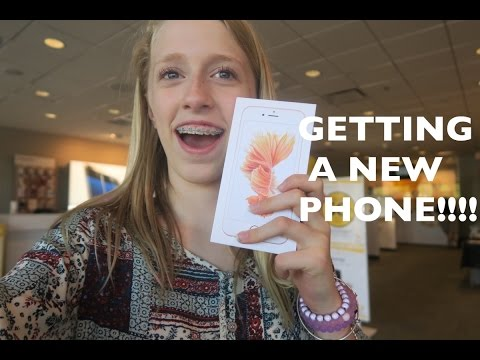 GETTING A NEW IPHONE! | simply vlogs