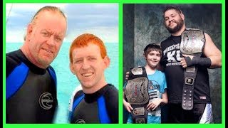 10 Most Shocking Sons of WWE Superstars in Real Life