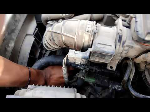 Ford TDCI 1.4 Engine Oil, Filter, Coolant Change