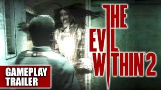 The Evil Within 2 Gameplay Trailer | Official Bethesda | Trailer #2