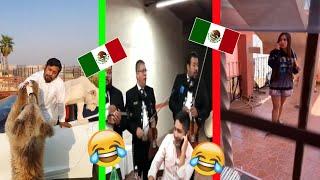 🔥HUMOR MEXICANO #35 🇲🇽| 🚨SI TE RIES PIERDES.😂🤣 | MEXI-LOCO