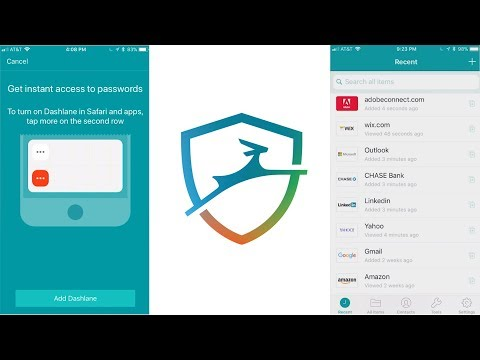 Dashlane - The Best Password Manager App