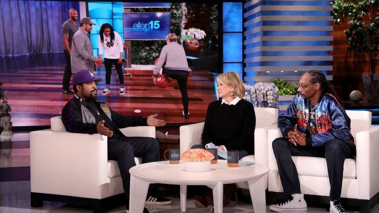 Ice Cube on Meeting Snoop for the First Time, and Kobe Bryant's Legacy