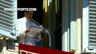 Đức Giáo Hoàng: Sự trả đũa không giải quyết những xung đột, và không giống người Kitô hữu