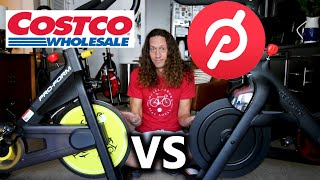Peloton vs ProForm Bike Tour de France CBC - How does the Costco bike compare to Peloton Bike Plus?