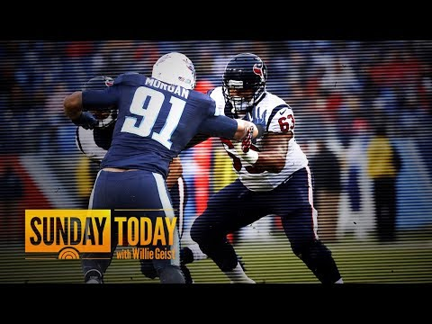 Medical Marijuana Finds Unlikely Support: NFL Player Derrick Morgan | Sunday TODAY