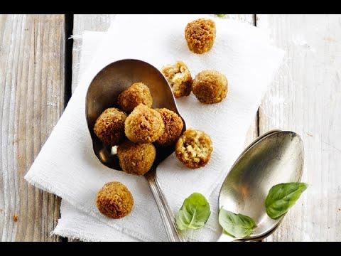 Seitan vegetarian mince balls - Bertyn recipe