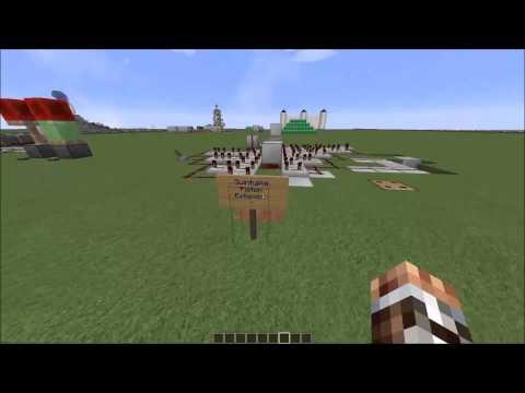 Minecraft : Single, Double, Triple, Quadruple, Quintuple Piston Extenders! [1.8]