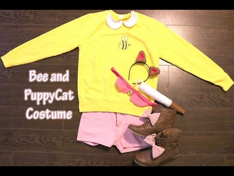 Bee and PuppyCat DIY Cosplay