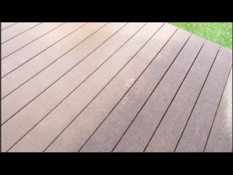 CLEANING COMPOSITE DECKING DAY 342 06.17.2015