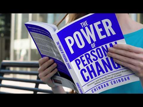 THE POWER OF PERSONAL CHANGE BOOK DESCRIPTION