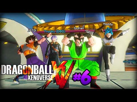Dragon Ball Xenoverse #6 // Jogando Online !!!